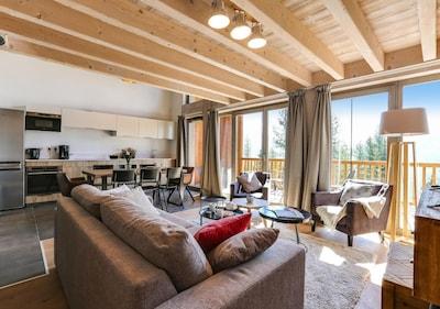La Rosière, Montvalezan, Savoie (département), France