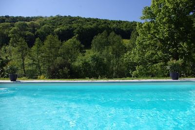 Saint-Laurent-de-Chamousset, Rhone, France