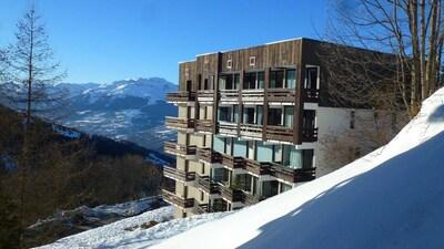 Bellecote Glacier, Champagny-en-Vanoise, Savoie, France