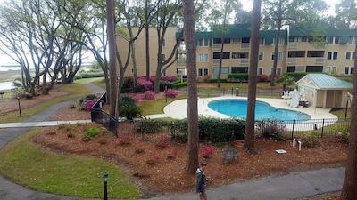 Countryclub van Hilton Head, Hilton Head Island, South Carolina, Verenigde Staten