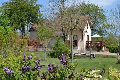 Chissey-en-Morvan, Saône-et-Loire (département), France
