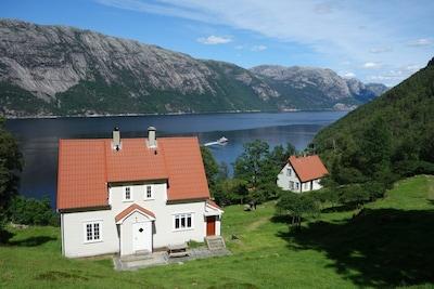 Forsand, Rogaland (comté), Norvège