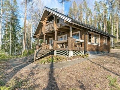 Villa Mathilda, Hankasalmi, Mittelfinnland, Finnland