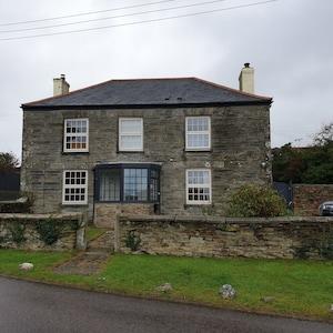 Georgian House In Watergate Bay, Cornwall