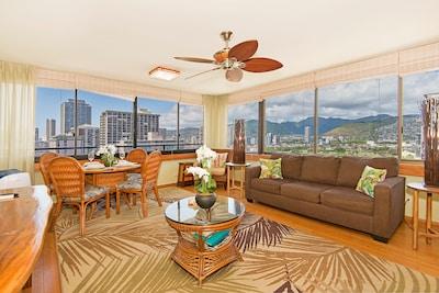 Waikiki Sky Tower, Honolulu, Hawaii, United States of America