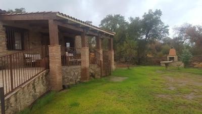 Casa rural El Olivo para 4 personas