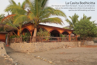 Playa Saladita, Saladita, Guerrero, Mexico
