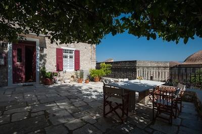 Nauplion Promenade, Nafplio, Peloponnese, Greece