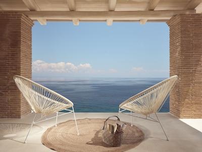 Strand von Porto Roma, Zakynthos, Region der Ionischen Inseln, Griechenland
