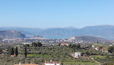 Nea Tirintha, Nauplie, Péloponnèse, Grèce