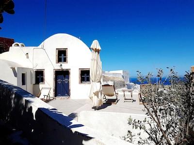 Finikia, Santorin, Südliche Ägäis, Griechenland