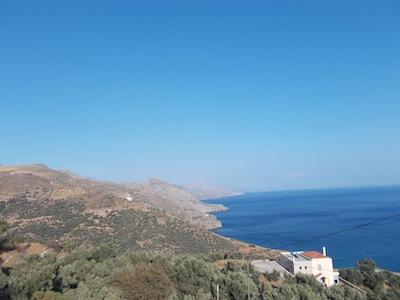 Alones, Rethymno, Kreta, Griechenland