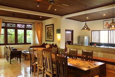 Ubud Style Classic Villa II