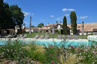 Lougratte, Lot-et-Garonne, France