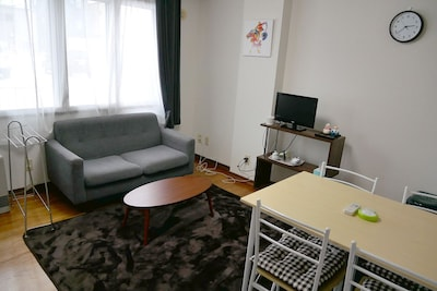 3bedroom family type with free parking