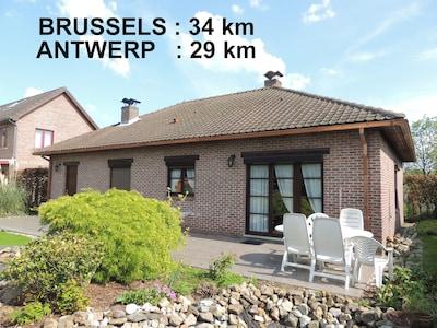 Bornem, Flemish Region, Belgium