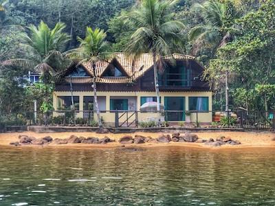 Lagoa Verde, Ilha Grande, Rio de Janeiro State, Brazil