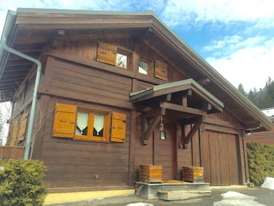 Chalet individuel 3 chambres