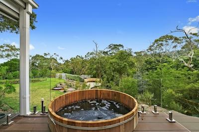Hope Springs Retreat luxury accommodation in Mt Eliza