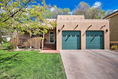 Take a trip to the foothills and stay at this Longmont vacation rental!