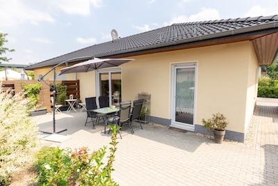 Brielow, Beetzsee, Brandenburg Region, Deutschland