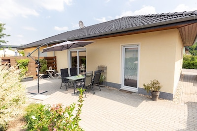 Das Havel Ferienhaus Brandenburg heißt Sie herzlich Willkommen.