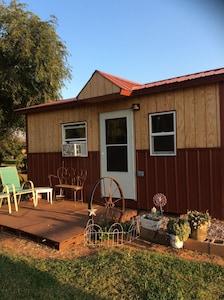 Krell's Korral Tiny Cabin