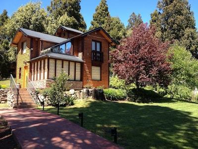 Cerro Viejo Eco Park, San Carlos de Bariloche, Rio Negro, Argentina
