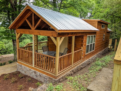 Sophie Cabin - Ft. of Lookout Mountain, National Forest - City-Side