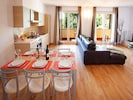 "Open plan living here at ""Tremezzo Residence"" no 10"