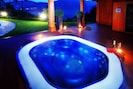 """Relax at the jacuzzi open 365 days a year here at """"Tremezzo Residence"""""""