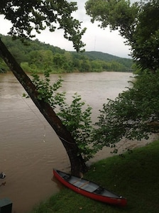 Spring River after a Rain