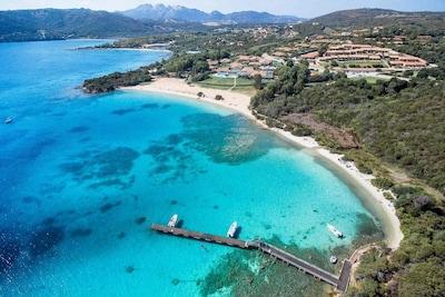 Porto Mannu Beach, Palau, Sardinia, Italy