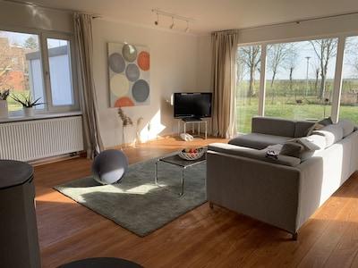 Büsumer Deichhausen, Schleswig-Holstein, Deutschland