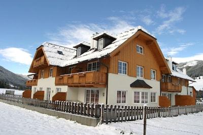 Gipfel Ski Lift, Sankt Margarethen im Lungau, Salzburg (state), Austria