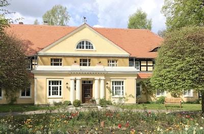 Rittergut Bömitz_Vorderhaus