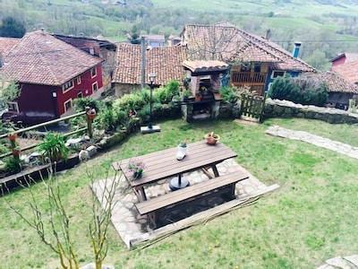 Casa rural (alquiler íntegro) La Xica para 10 personas