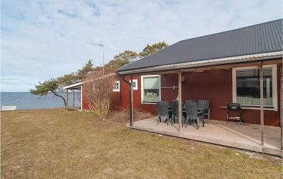 Nyhamn, Visby, Landeskreis Gotland, Schweden