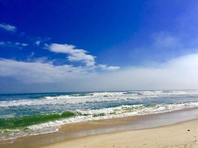 Meschutt Beach, Hampton Bays, New York, United States of America