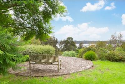 Restful view to Lake