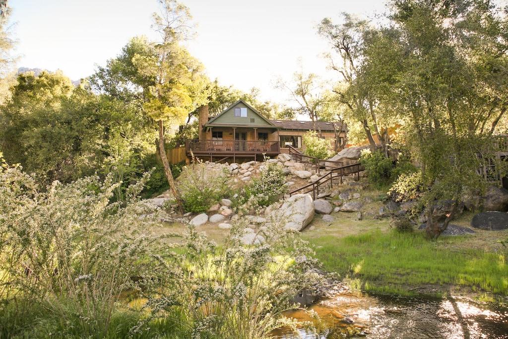 Kern River Fishing home rental