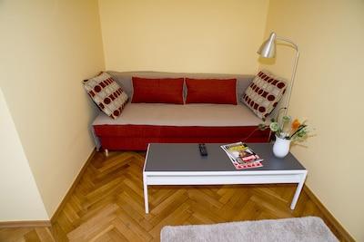 Mokotow, Warsaw, Masovian Voivodeship, Poland