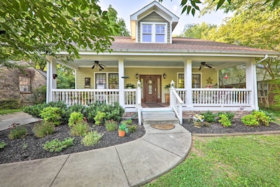 The historic sites of Franklin are within walking distance from this home.