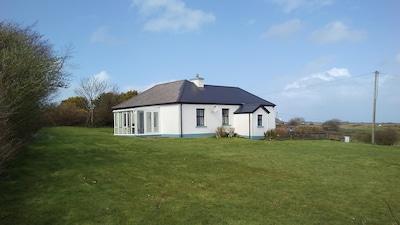 Kathedrale der Church of Ireland, Killala, Mayo Provinz, Irland