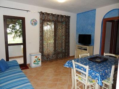 Appartamento Azzurro - Marina di Orosei Guesthouse