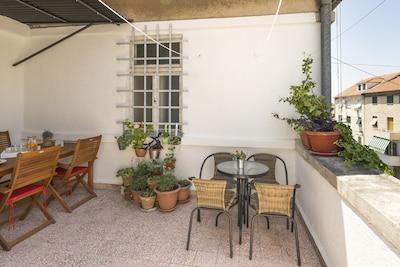 Uhrenturm, Split, Split-Dalmatien, Kroatien