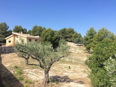 Enguera, Communauté valencienne, Espagne