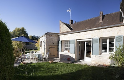 Gournay-sur-Aronde, Oise, France