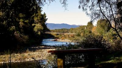 Parc forestier de Kaimanawa, Waikato, Nouvelle-Zélande