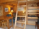 Cabin 1 downstairs
